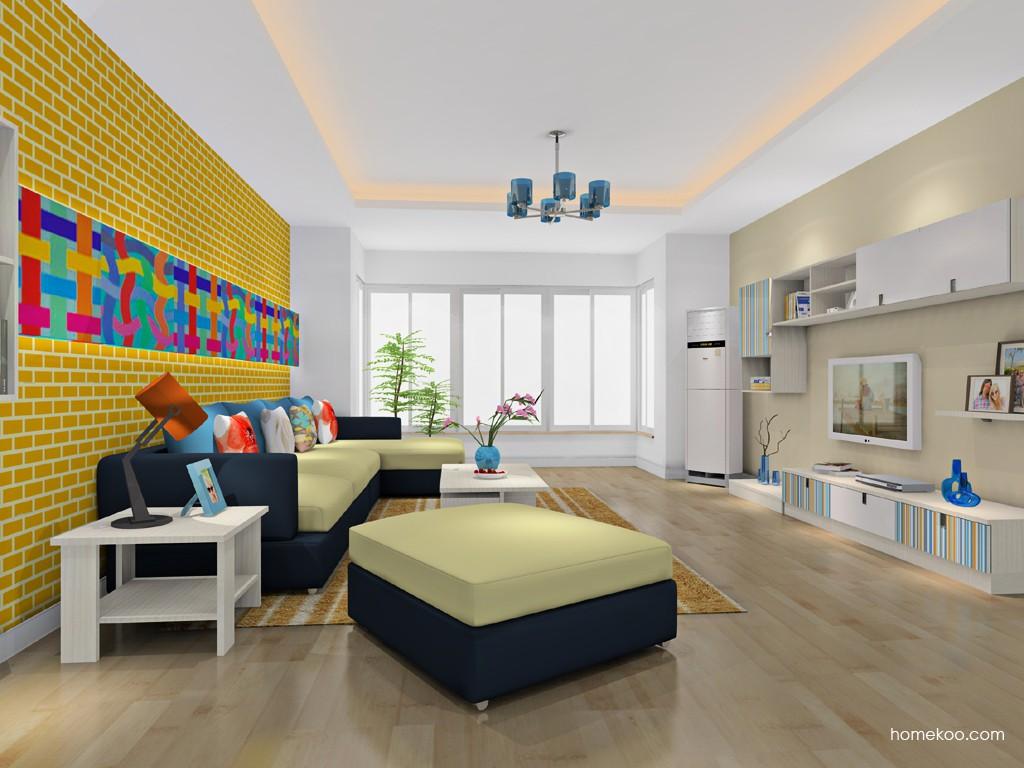 首尔之缤客厅家具D16471