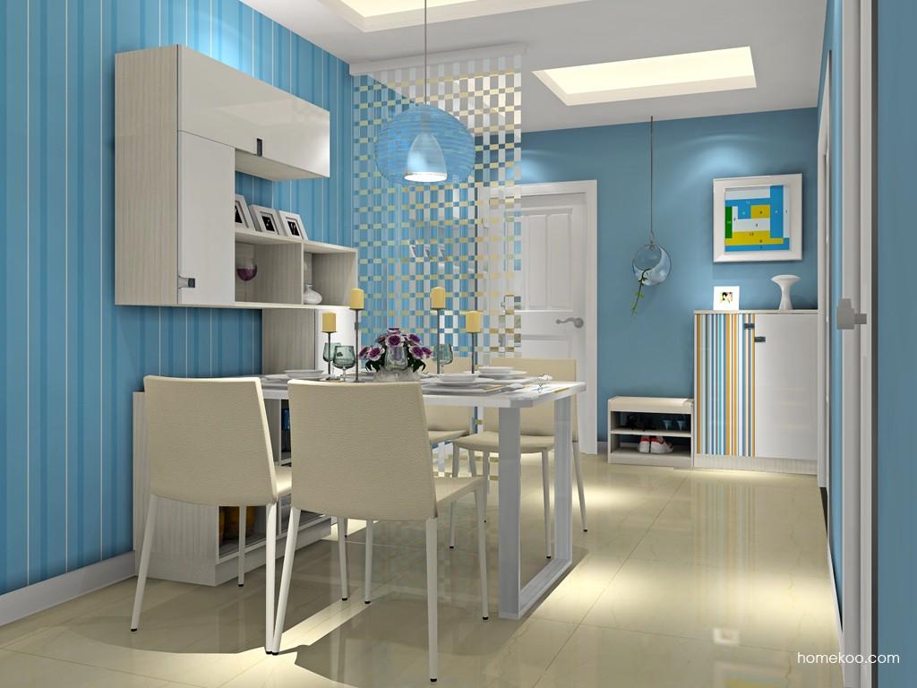 首尔之缤餐厅家具E16561