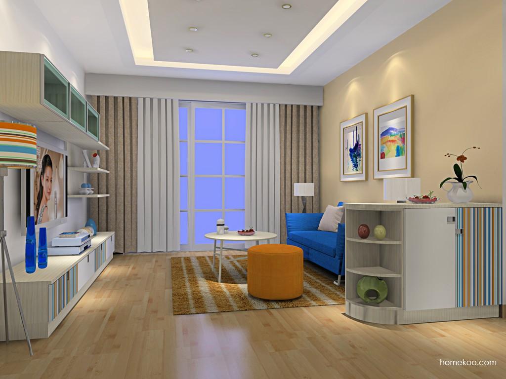 首尔之缤客厅家具D16472
