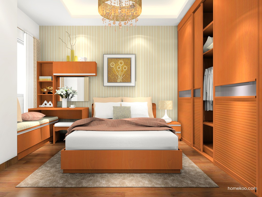 加州梦卧房家具A16787