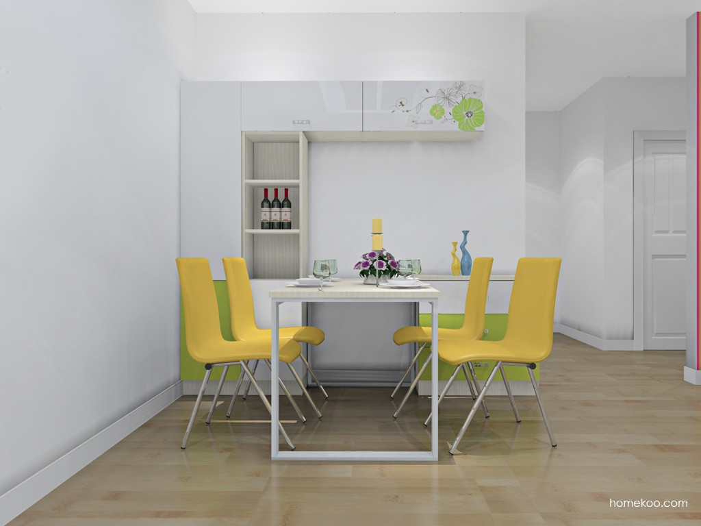 里昂春天餐厅家具E16564