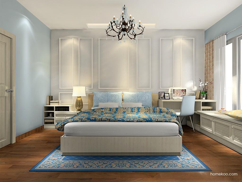 英伦印象卧房家具A16763