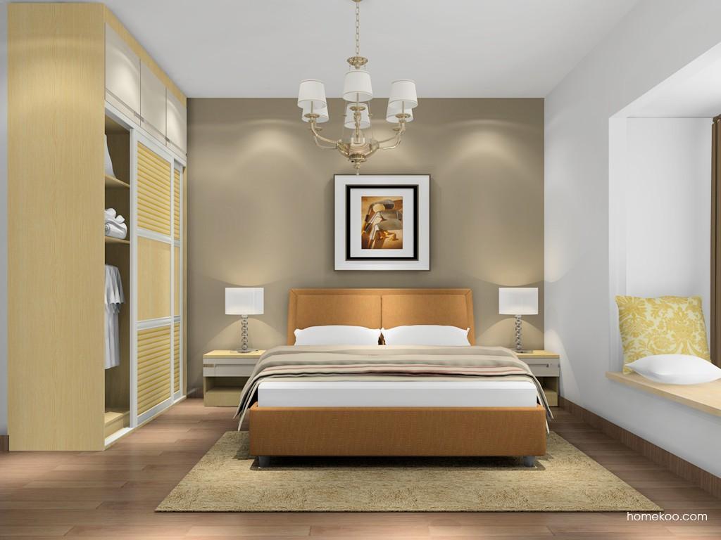 丹麦本色II卧房家具A16791