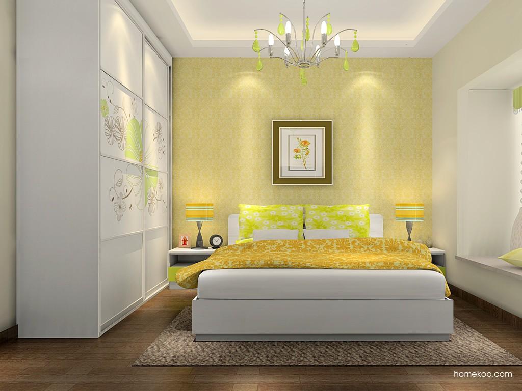 里昂春天卧房家具A16804