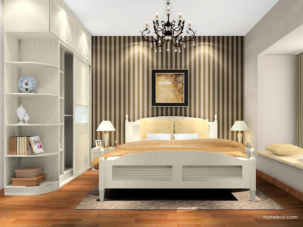 英伦印象卧房家具A16809