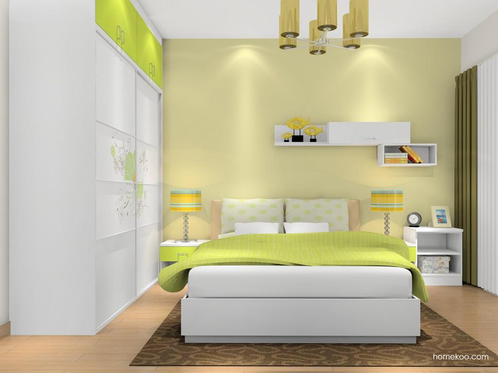 里昂春天卧房家具A16829