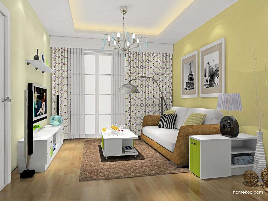 里昂春天客厅家具D16577