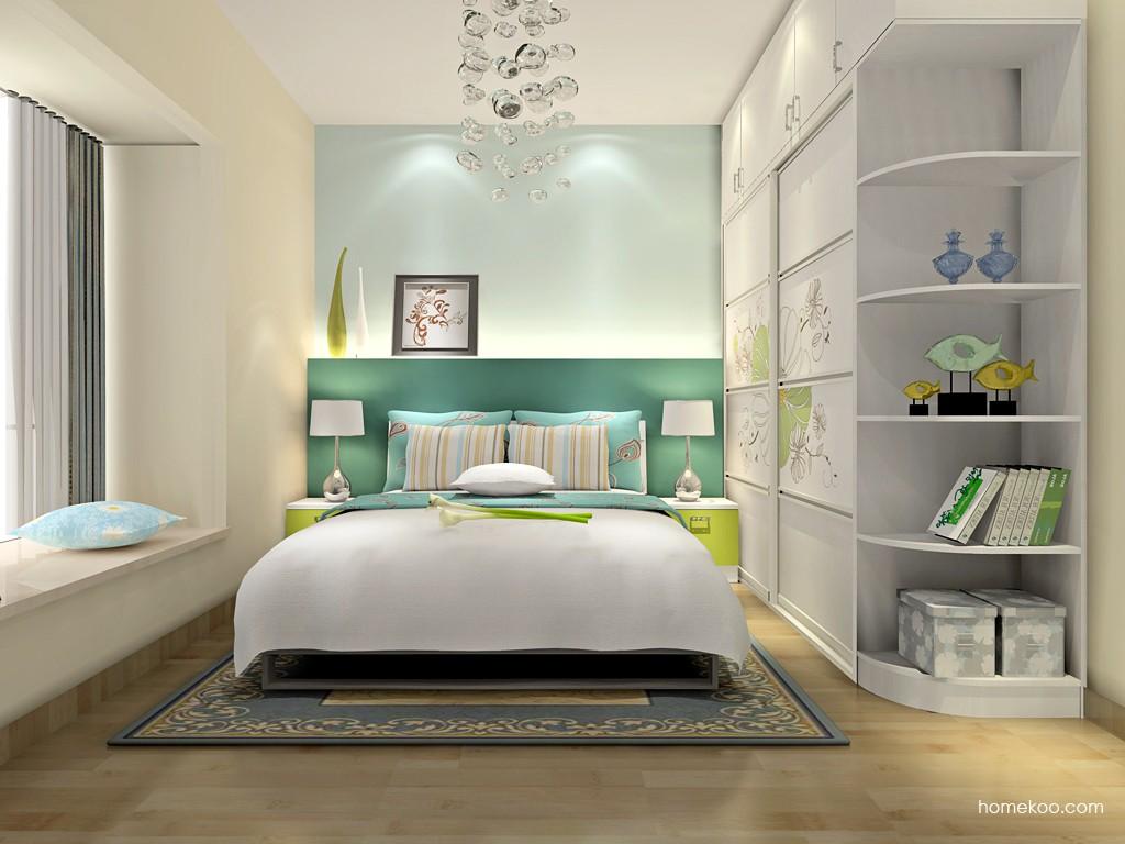 里昂春天卧房家具A16832