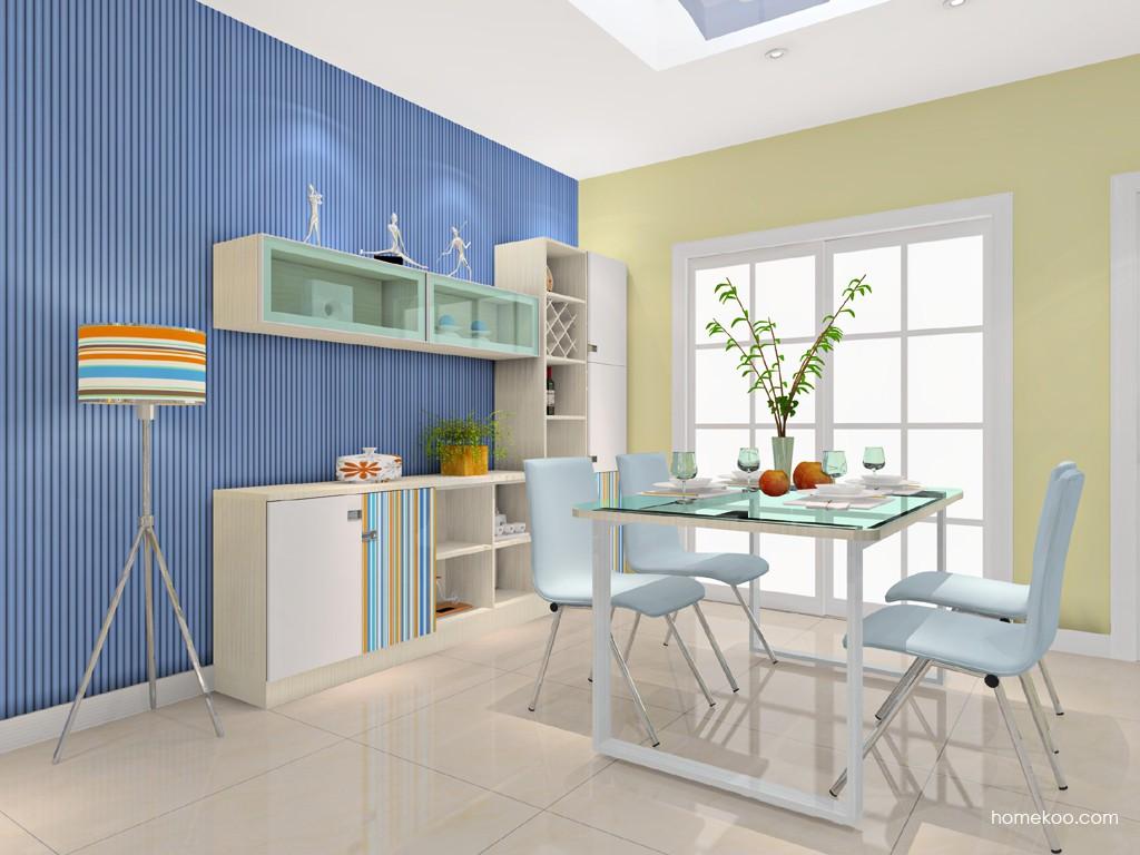 首尔之缤餐厅家具E16580