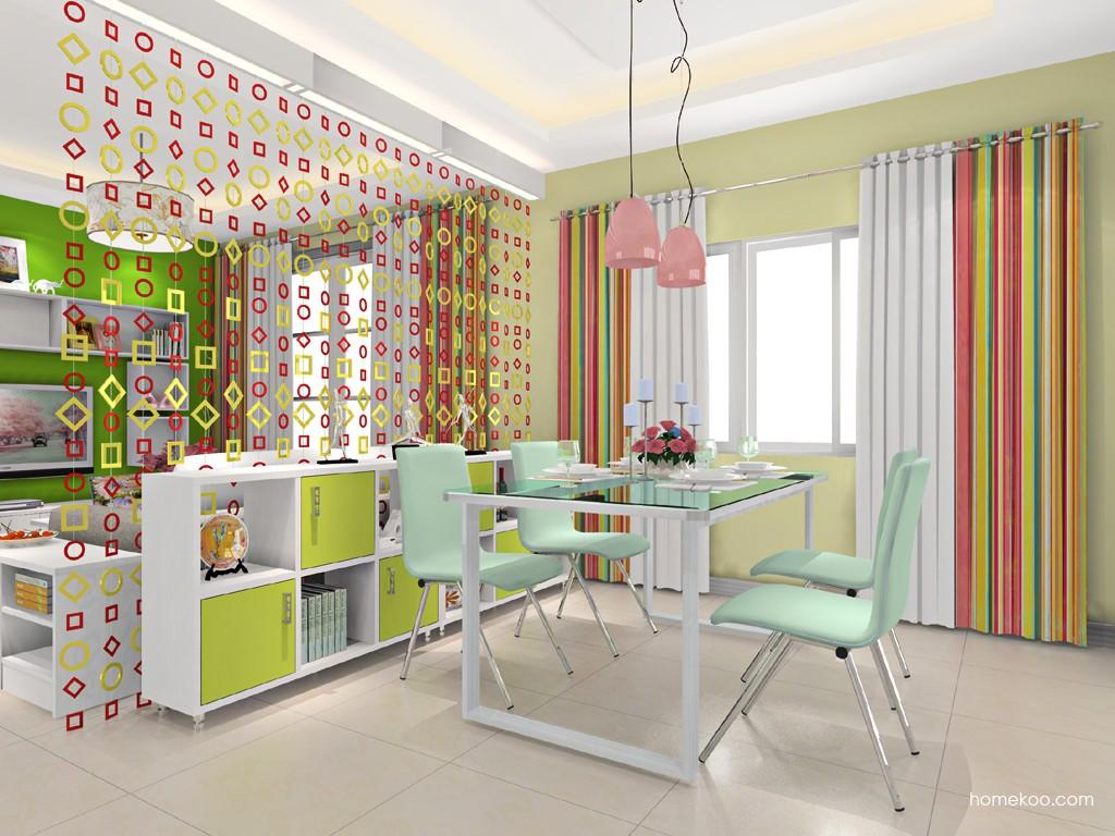 里昂春天餐厅家具E16582