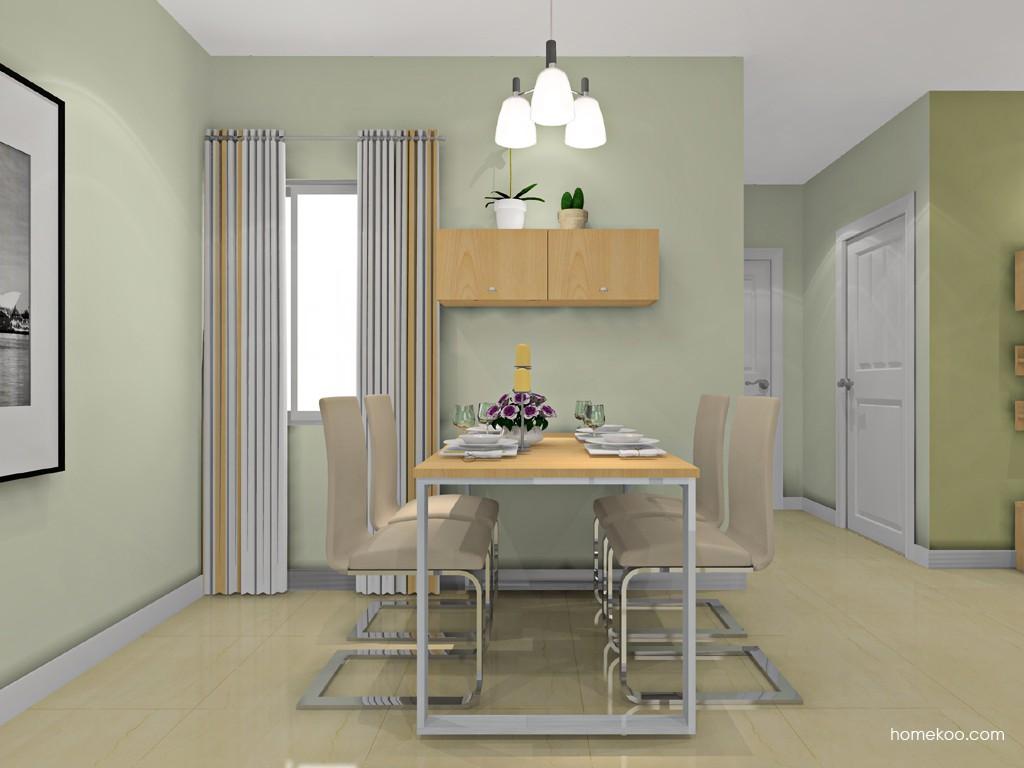 北美枫情家具E16583