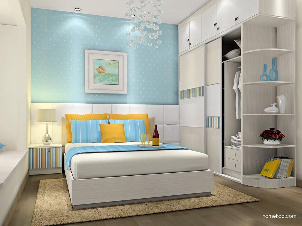首尔之缤卧房家具A16837