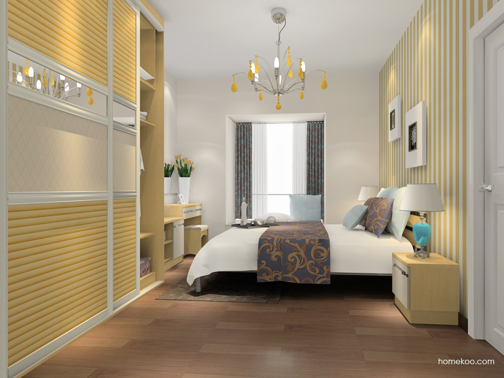 丹麦本色II卧房家具A16840