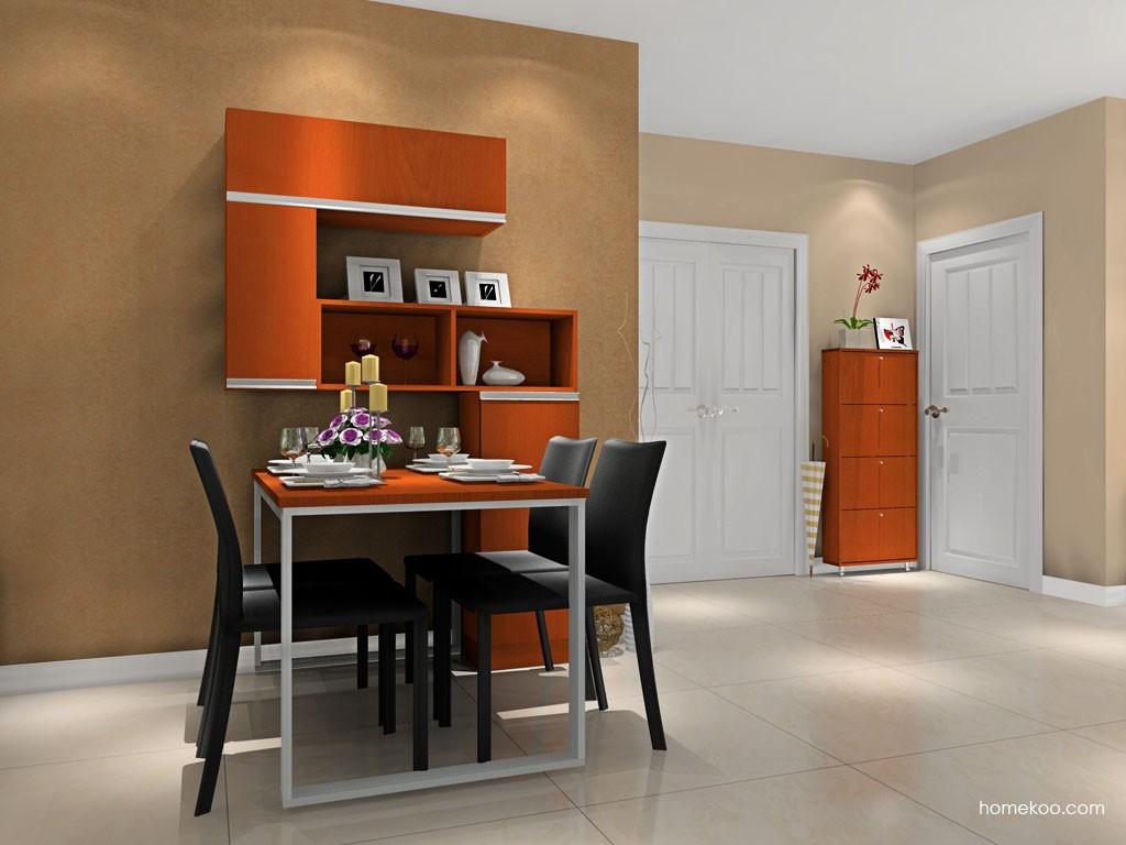加州梦餐厅家具E16586