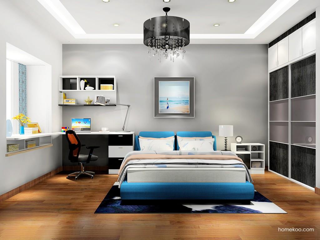 简约主义卧房家具A16850