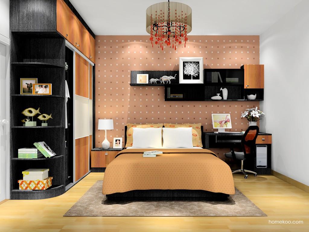 德国森林卧房家具A16861