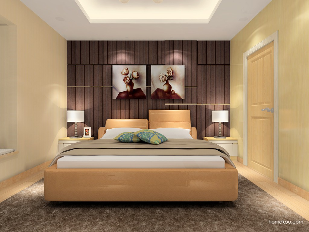 丹麦本色II卧房家具A16896