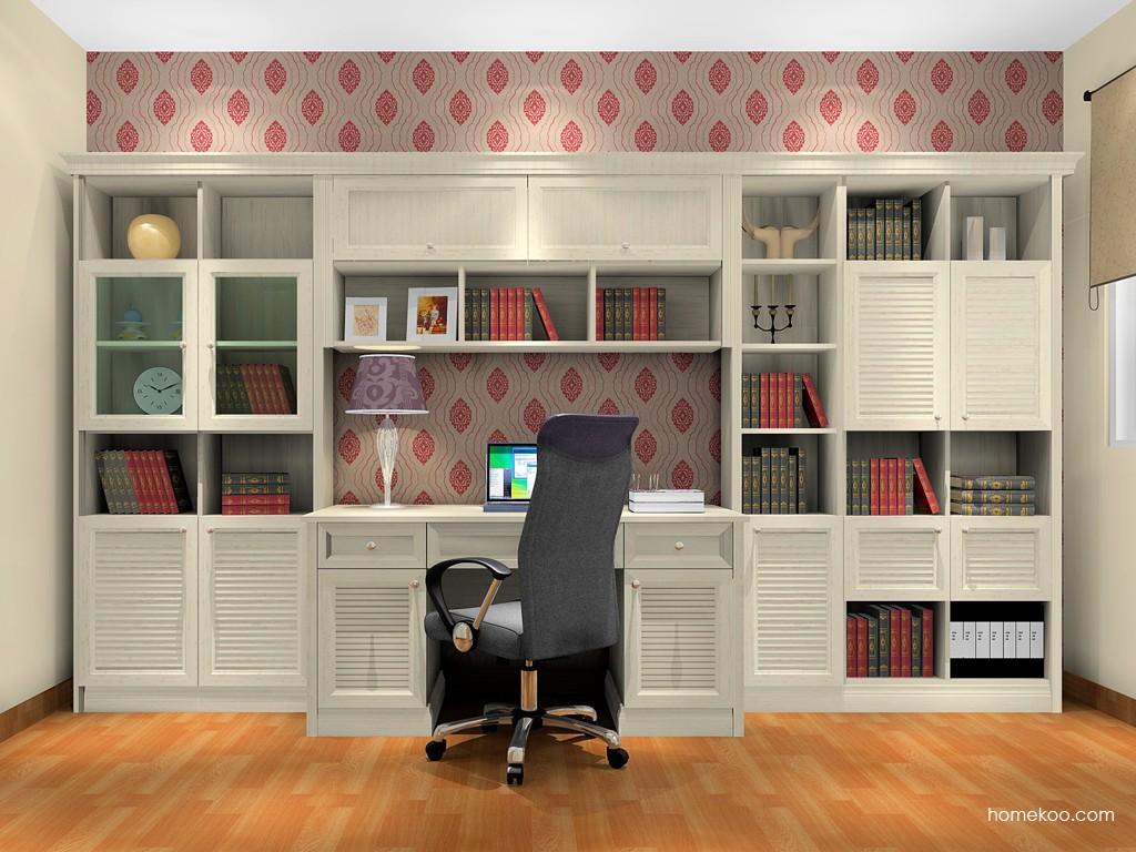 英伦印象书房家具C16504