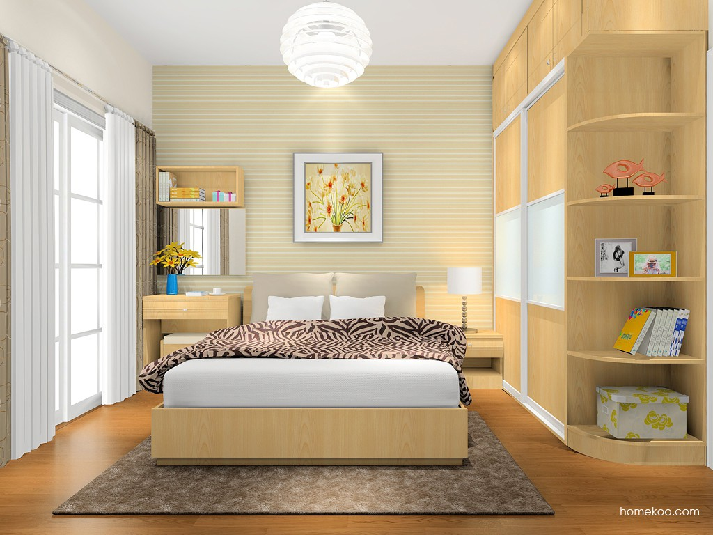北美枫情家具A16916