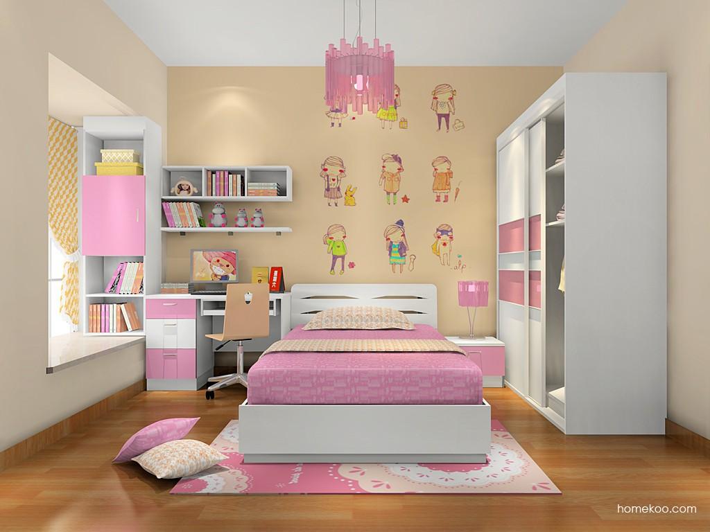 女孩的梦青少年房B16869