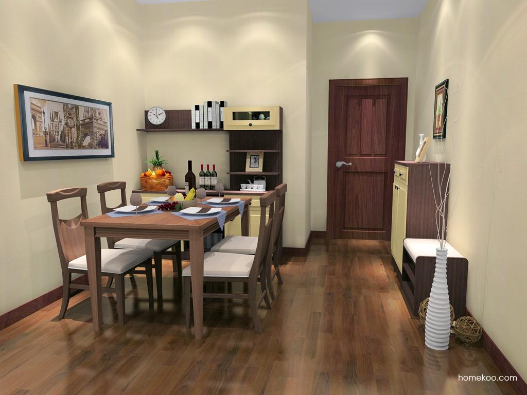 卡罗摩卡餐厅家具E16600