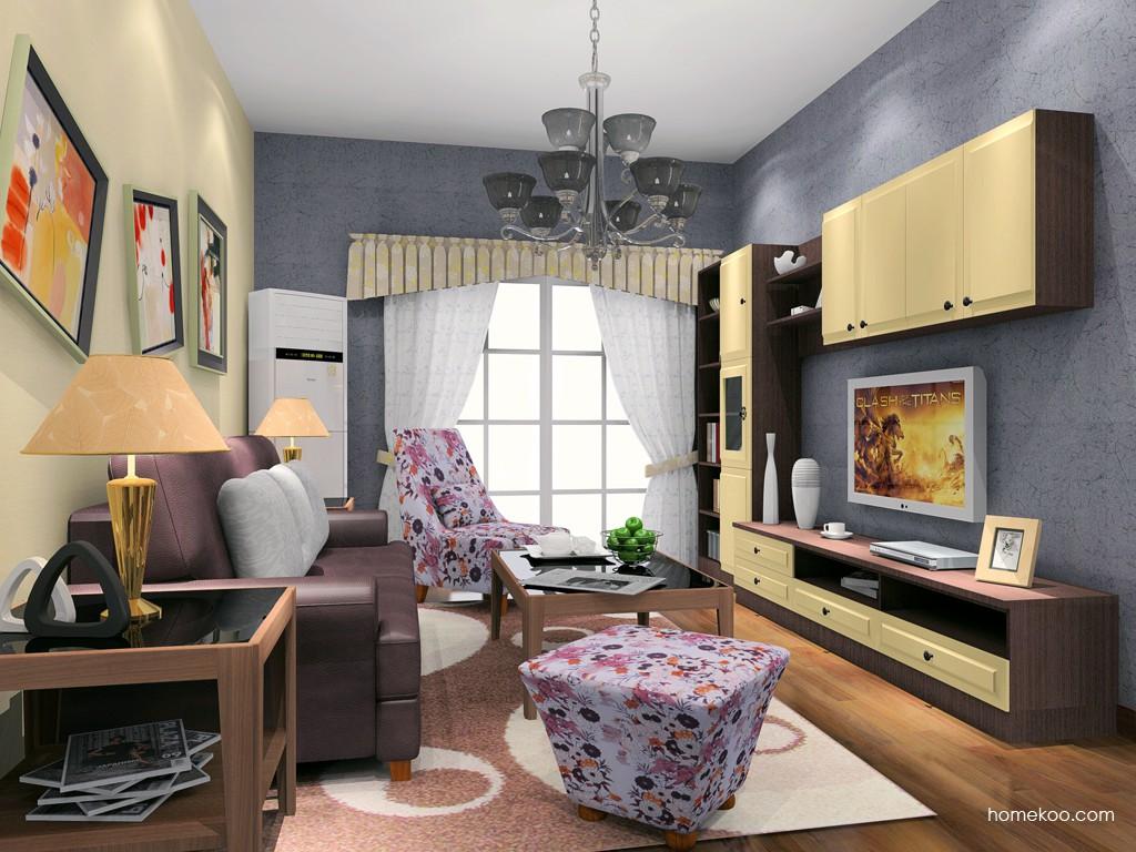 卡罗摩卡客厅家具D16602