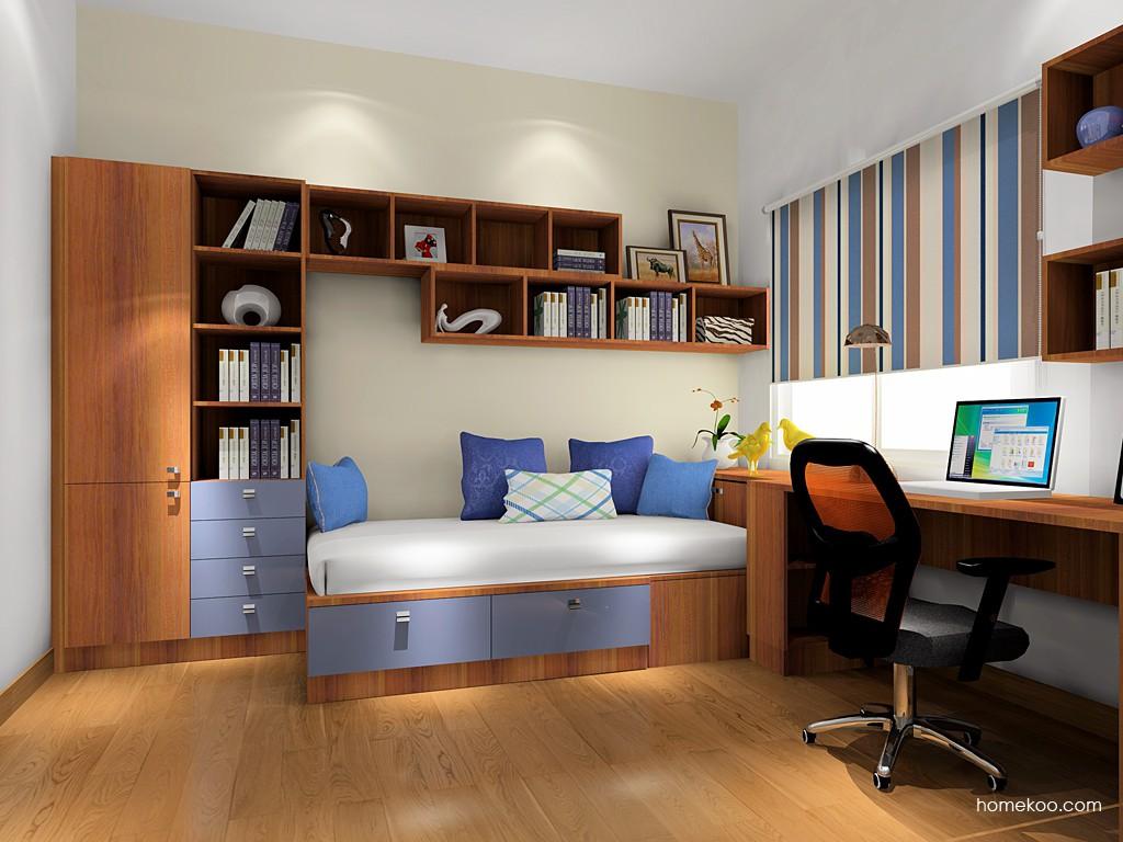 新实用主义书房家具C16538