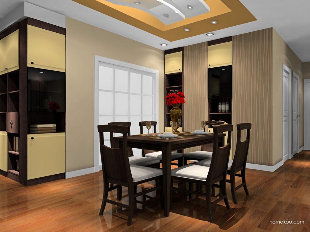 卡罗摩卡餐厅家具E16602