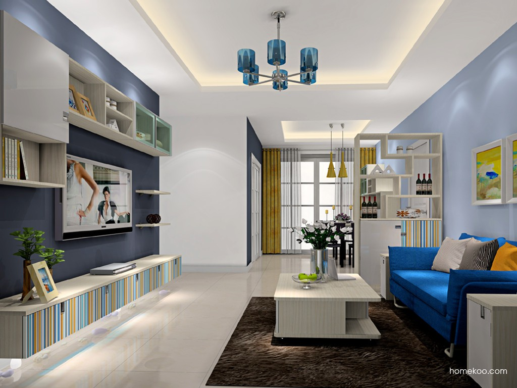 首尔之缤客厅家具D16605