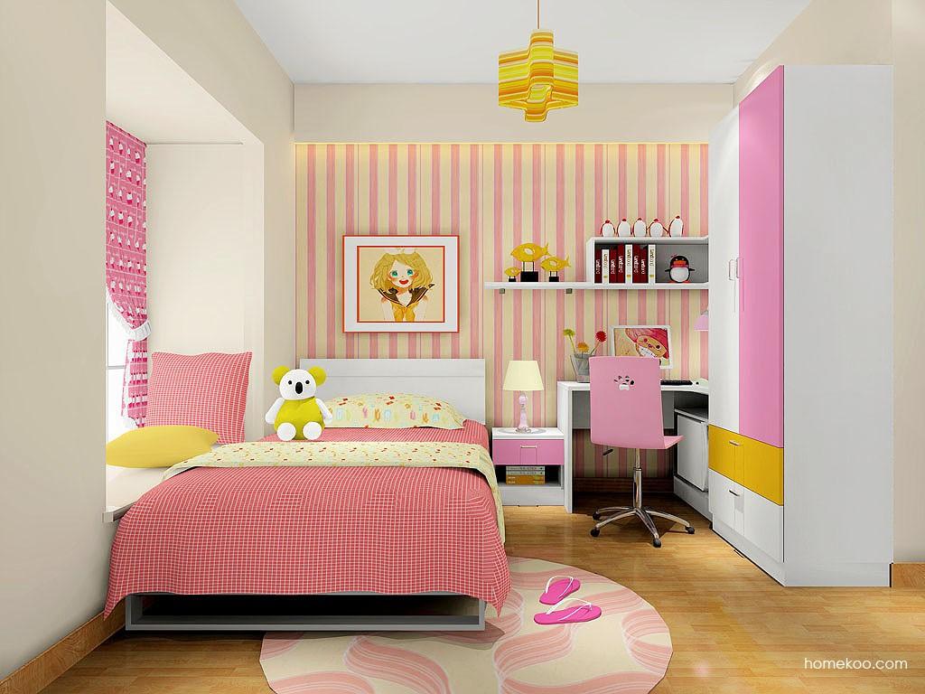 女孩的梦青少年房B16879