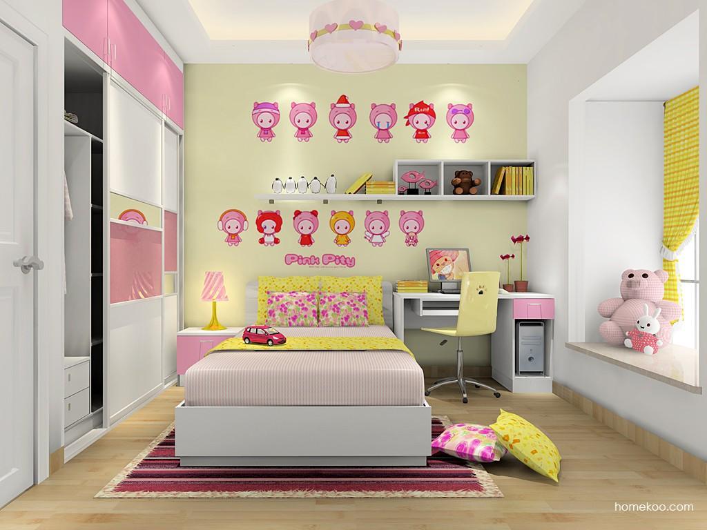 女孩的梦青少年房B16882