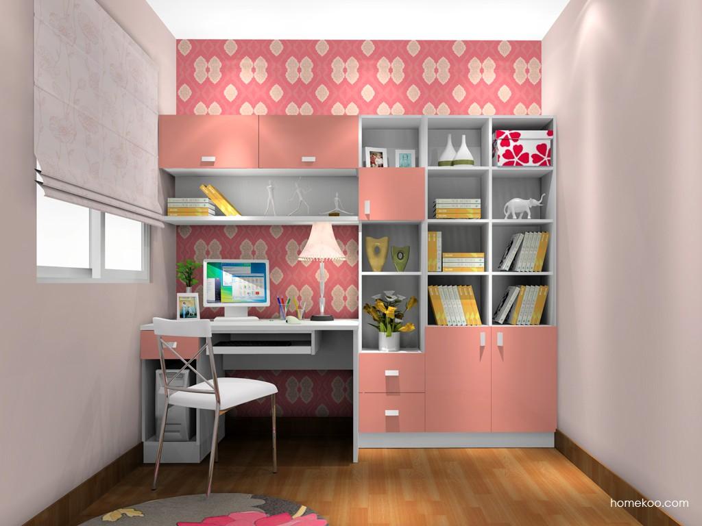 浪漫主义书房家具C16554
