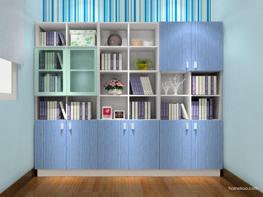 新实用主义书房家具C16556