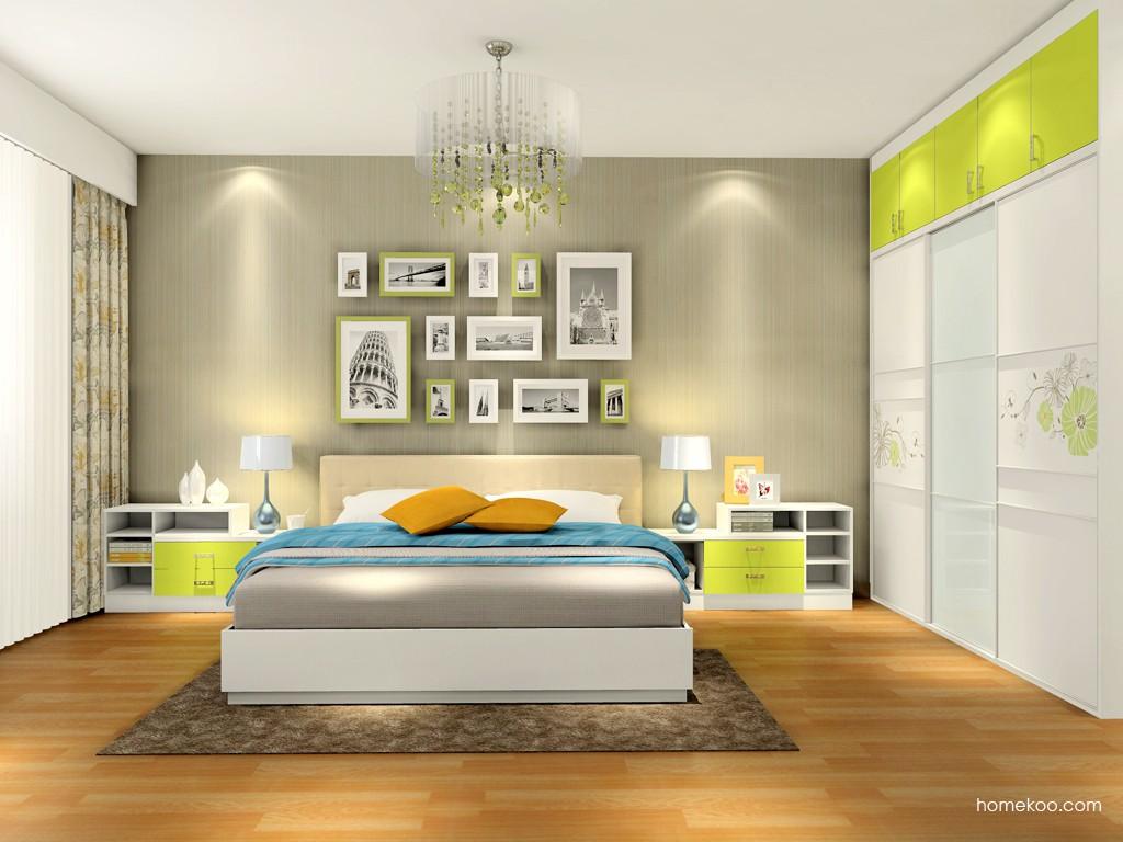 里昂春天卧房家具A16963