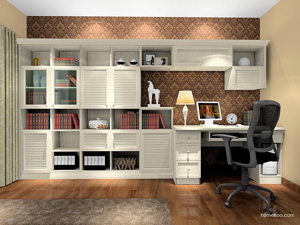 英伦印象书房家具C16887