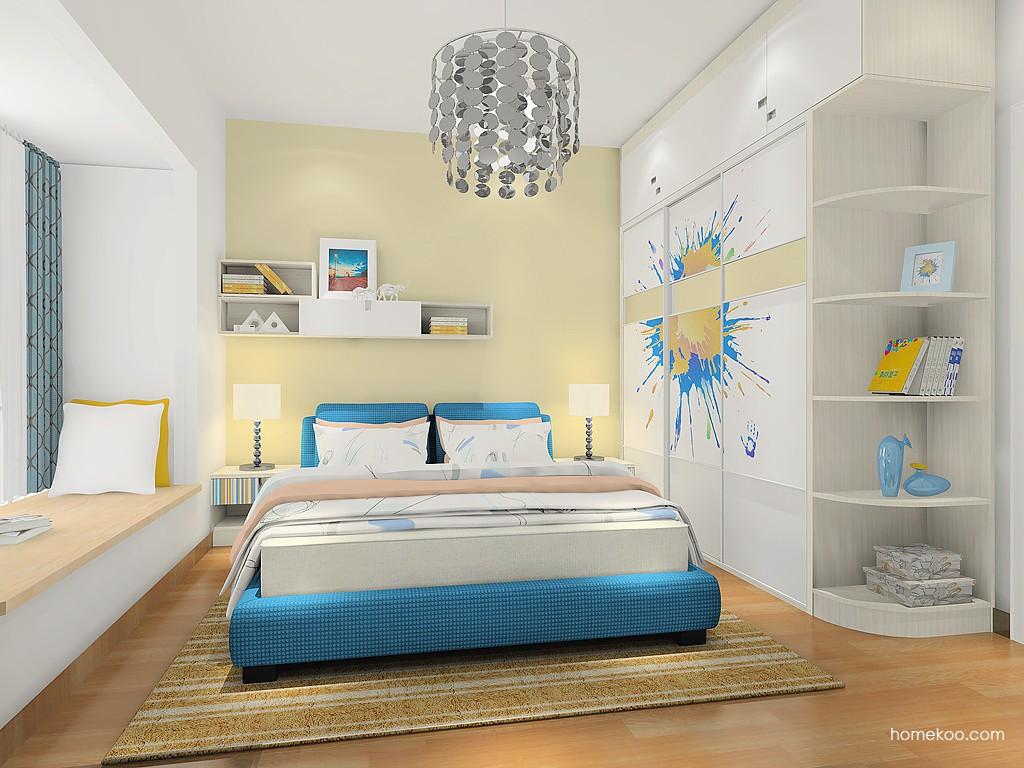 首尔之缤卧房家具A16994