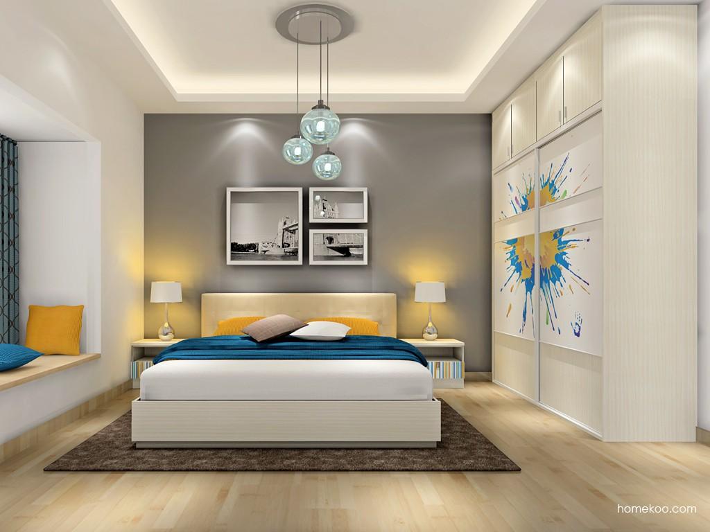 首尔之缤卧房家具A17005