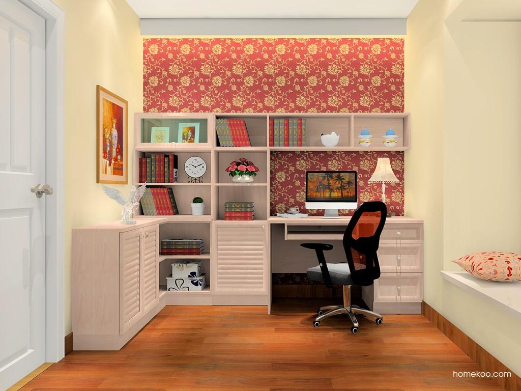 北欧阳光书房家具C17007