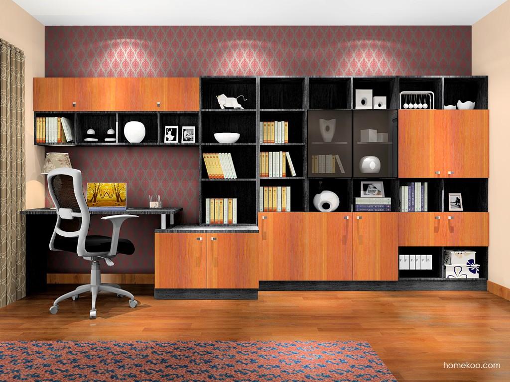 德国森林书房家具C17010