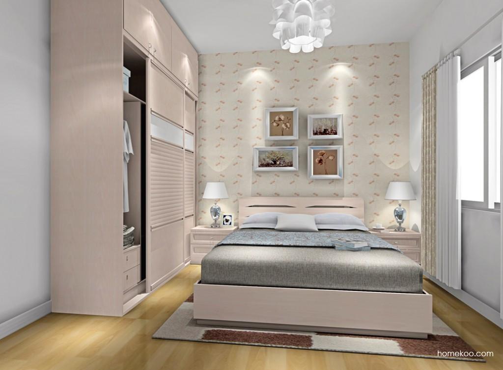 北欧阳光卧房家具A17013