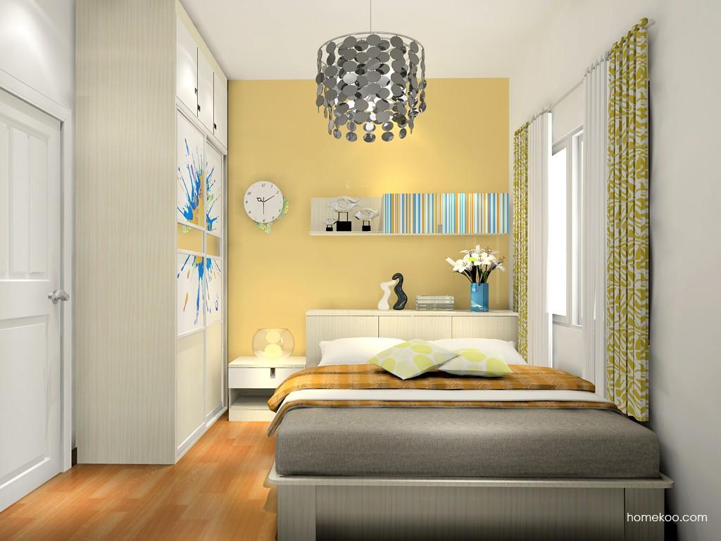 首尔之缤卧房家具A17016