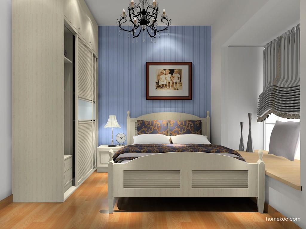 英伦印象卧房家具A17019
