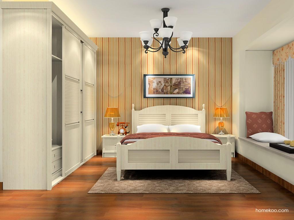 英伦印象卧房家具A17020