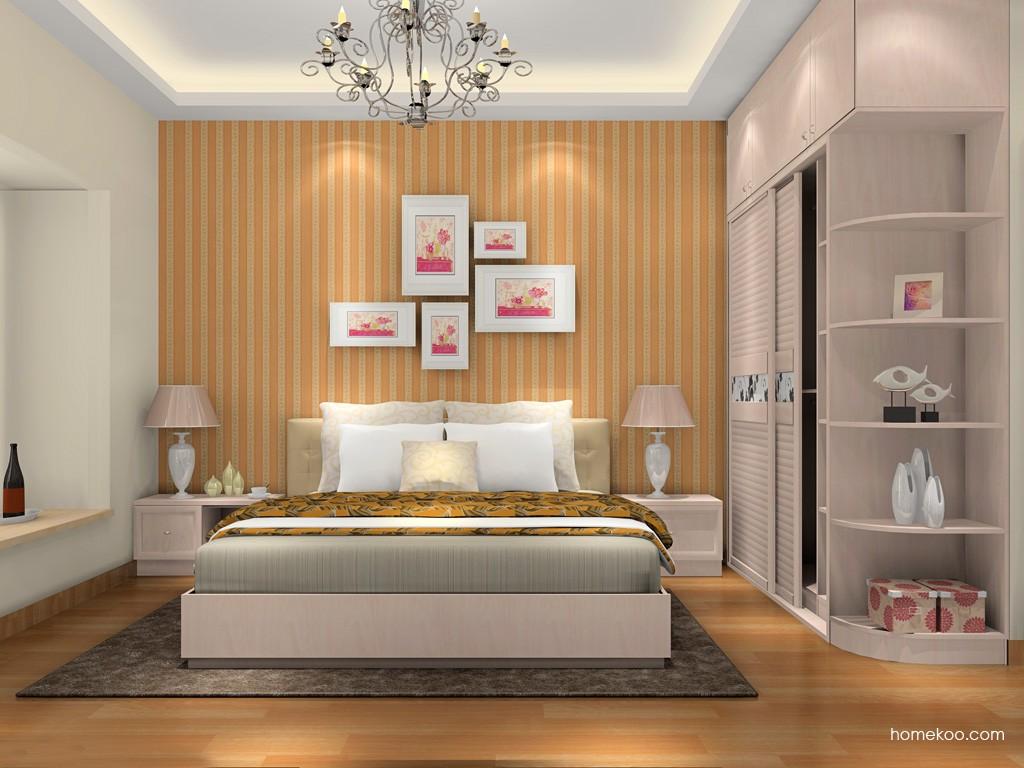 北欧阳光卧房家具A17022