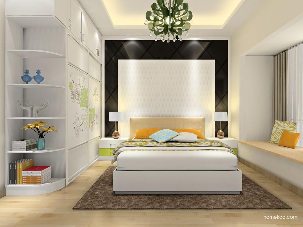 里昂春天卧房家具A17032