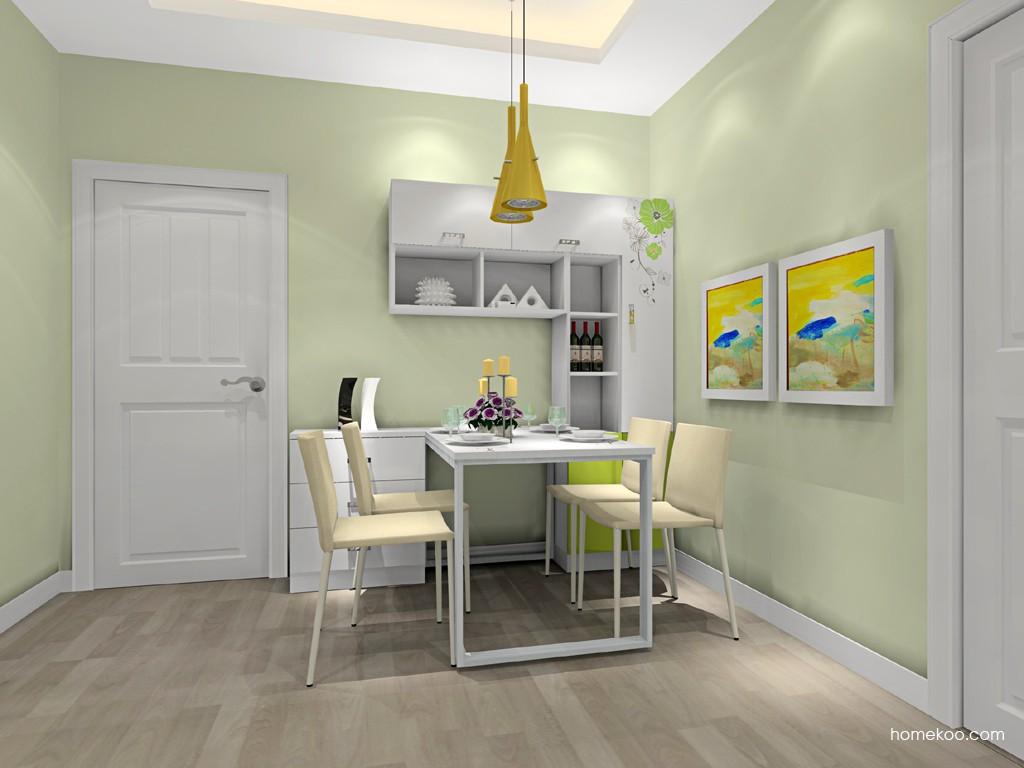 里昂春天餐厅家具E16610