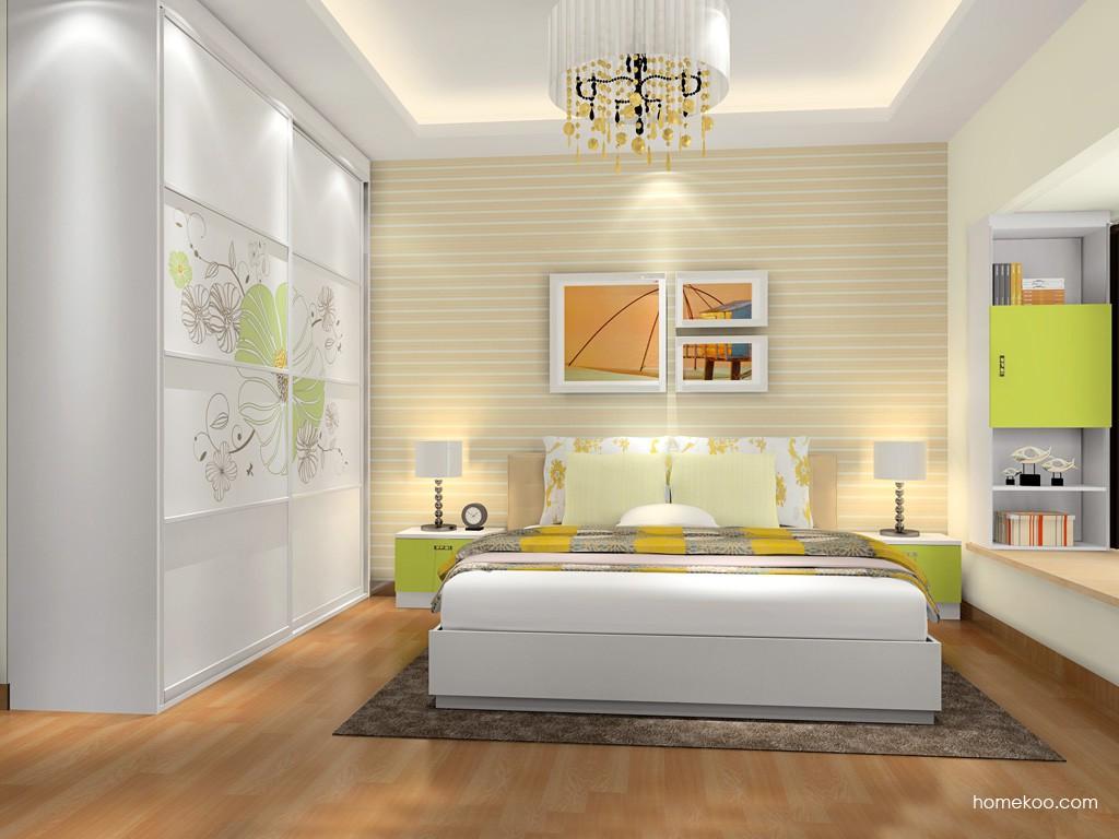 里昂春天卧房家具A17034