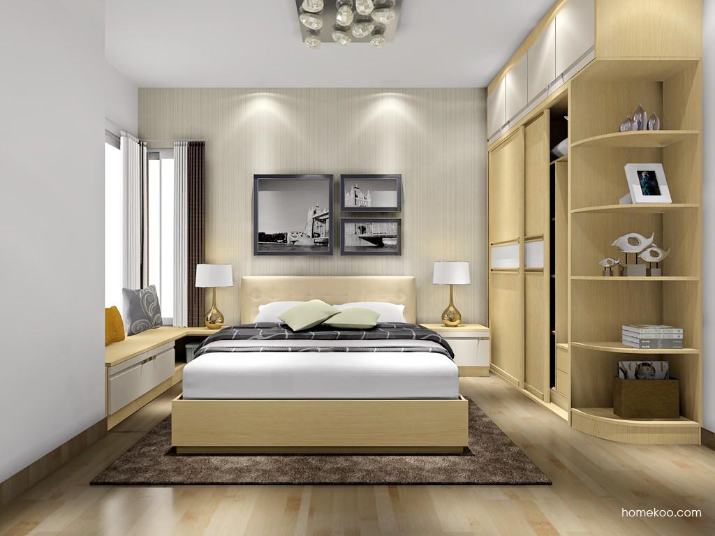 丹麦本色II卧房家具A17053