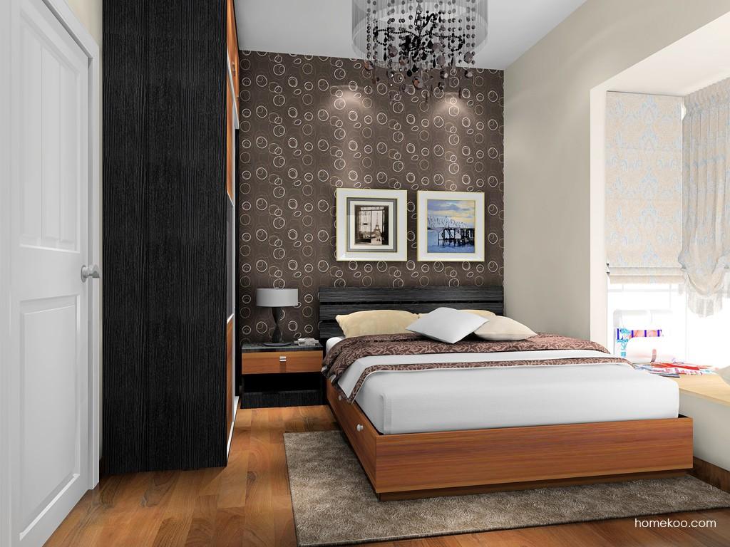 德国森林卧房家具A17094