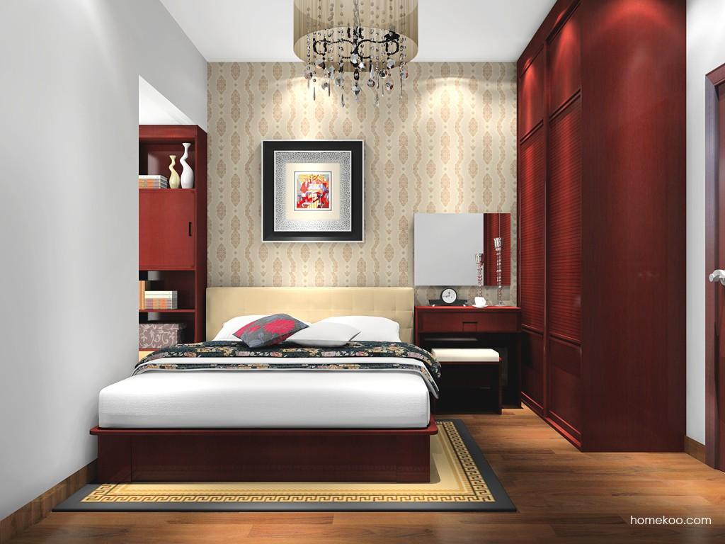 中国韵卧房家具A17102